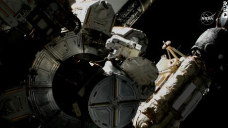 NASA-Astronauten machen 2021 einen fünften Weltraumspaziergang