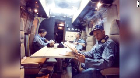 Apollo 11-Astronauten wurden nach ihrer Rückkehr zur Erde unter Quarantäne gestellt.  Hier ist der Grund