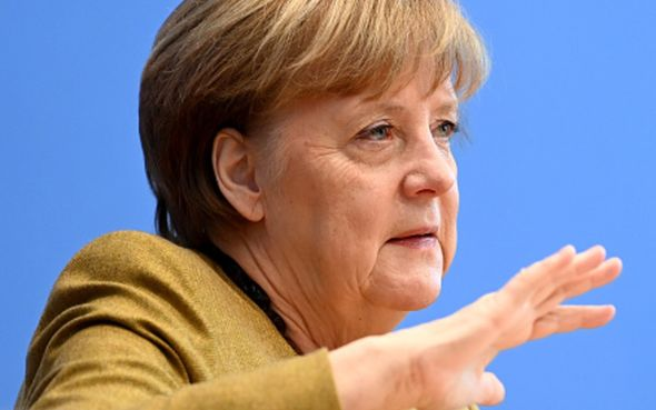 Nachrichten der Europäischen Union Angela Merkel Deutschland