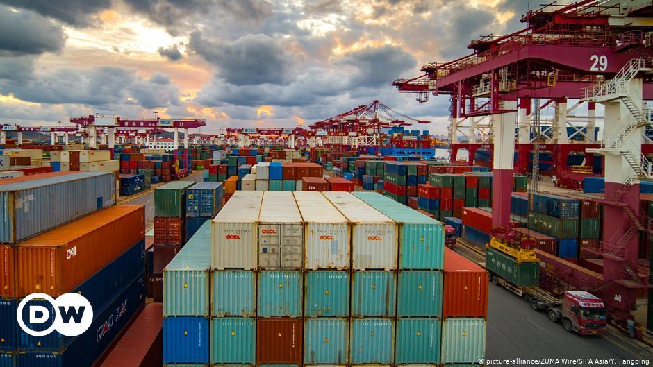 Kann China als Motor der globalen Erholung den Vereinigten Staaten beitreten?  |  Geschäft |  Wirtschafts- und Finanznachrichten aus deutscher Sicht  DW