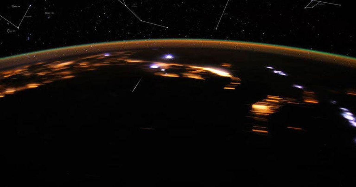 2021 Lyrid Meteorschauer Der Himmel leuchtet jetzt auf: wie man die Show sieht