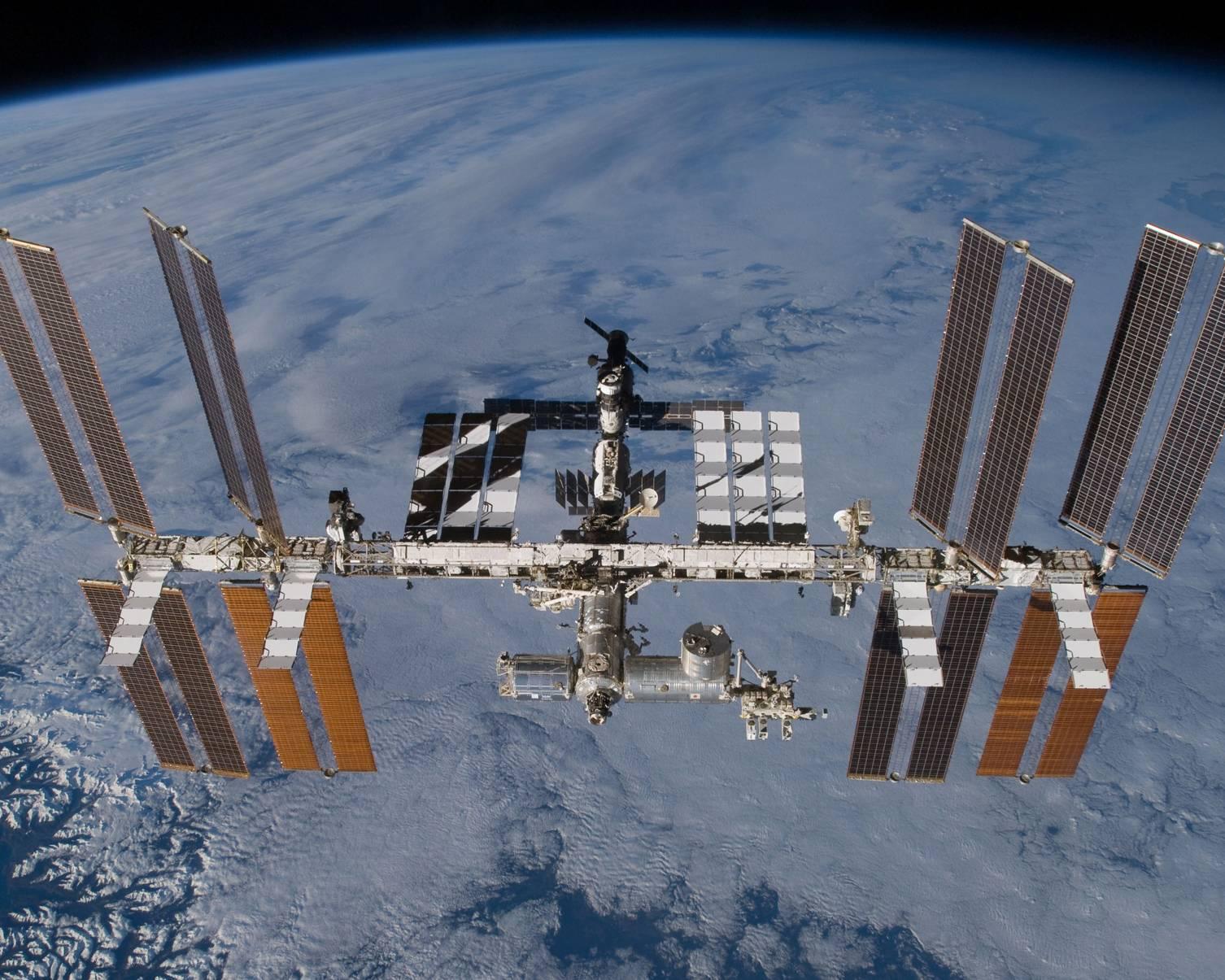 Russland muss entscheiden, ob es sich von der Internationalen Raumstation zurückziehen will