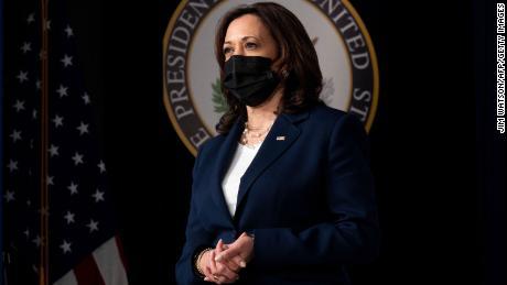 Kamala Harris kündigte an, dass die Vereinigten Staaten humanitäre Hilfe in Höhe von 310 Millionen US-Dollar nach Mittelamerika schicken werden