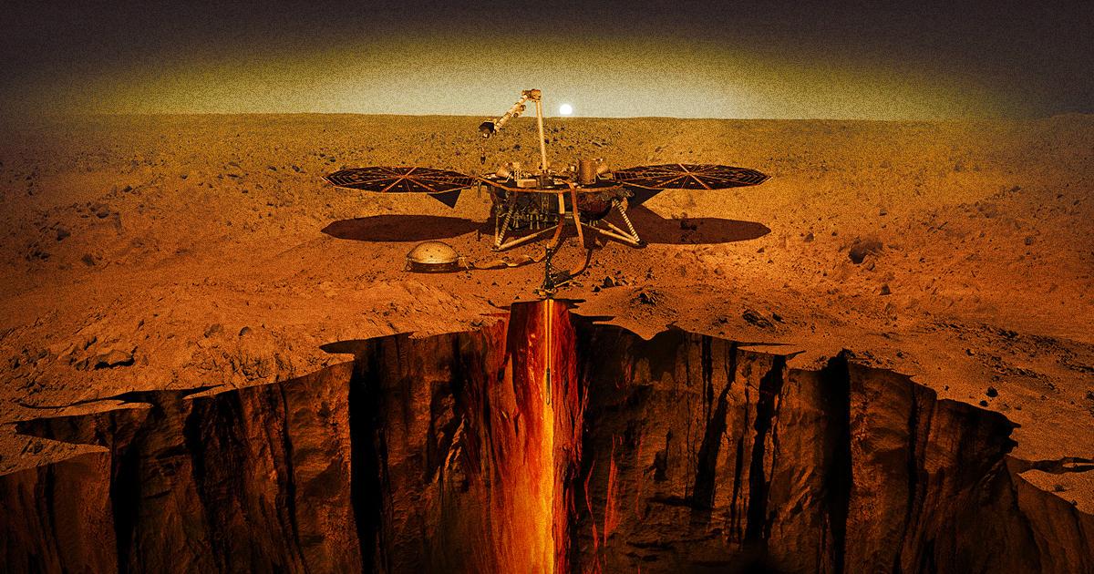 Die NASA ergreift Sofortmaßnahmen, um die sterbende Mars-Sonde zu retten