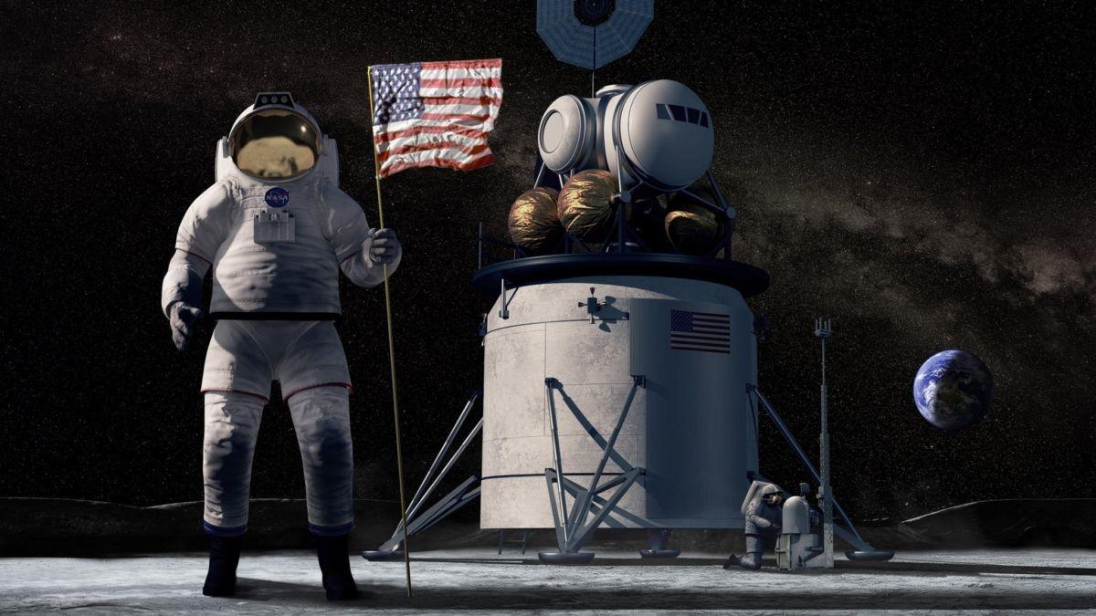 Die NASA wird mit dem Artemis-Programm als erste farbige Person auf dem Mond landen