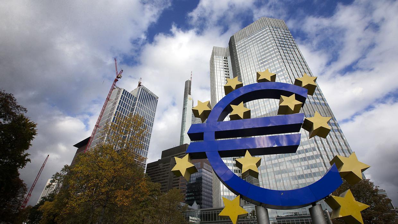 """Die europäischen Märkte erholen sich, da die Europäische Zentralbank auf """"deutliche Anzeichen einer wirtschaftlichen Verbesserung"""" hinweist."""
