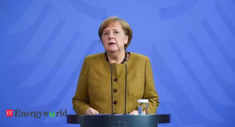 Merkel setzt sich für den deutsch-russischen Pipelinebau, Energy News, ET EnergyWorld ein