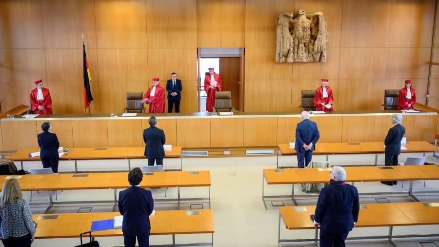 Rede: Der Fonds der Europäischen Union ist eine Verantwortung, die das Gericht in Karlsruhe in Deutschland nicht ignorieren kann