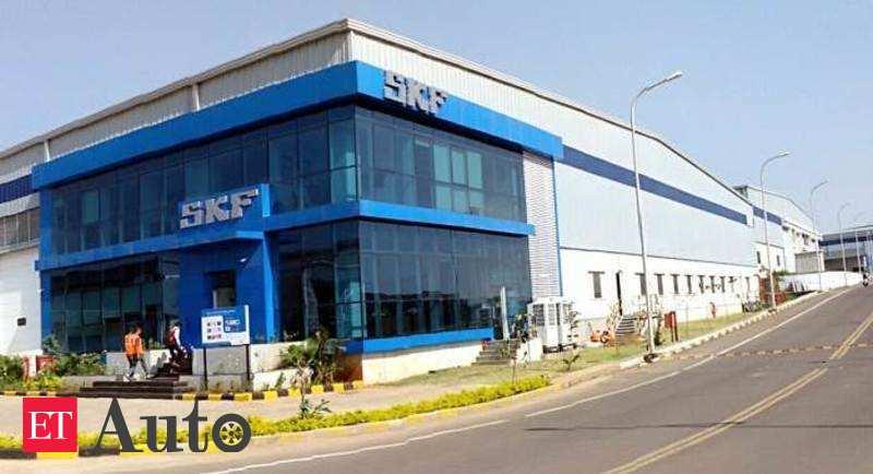 SKF Q1 Lagerhersteller Gewinn im Einklang mit den Erwartungen, Lagerbestände, Auto News, ET Auto