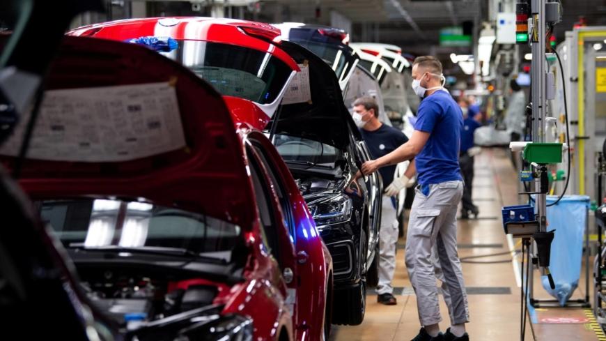 Der Chipmangel zeigt die Achillesferse der Erholung Deutschlands