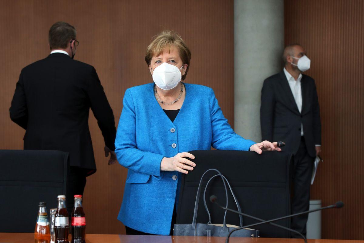 Die deutsche Wolkenkrise erholt sich in den Zwielichtmonaten von Merkel: Umweltwoche