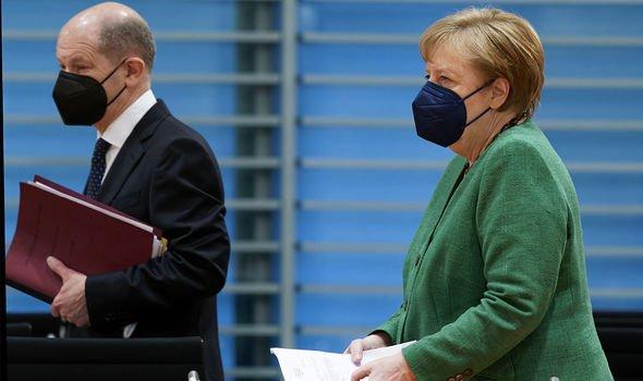 Angela Merkel: Die deutsche Bundeskanzlerin hat in den letzten Monaten die chinesische Übernahme abgelehnt