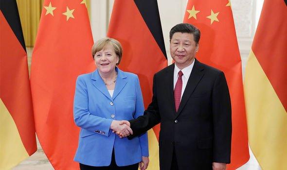 Deutschland: Das Land hatte in den letzten zehn Jahren eine große Anzahl chinesischer Geschäftsinteressen