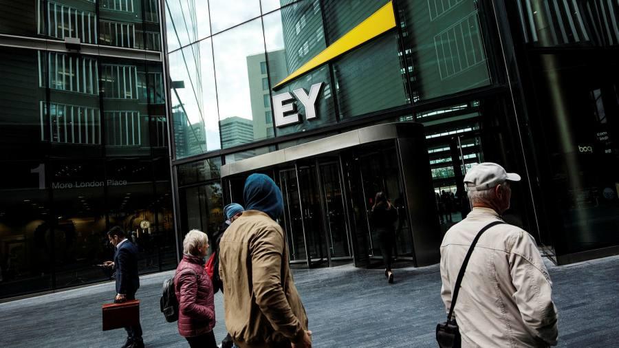 Durch die Erneuerung von EY Europe waren die Partner besorgt über Schäden an der Wirecard