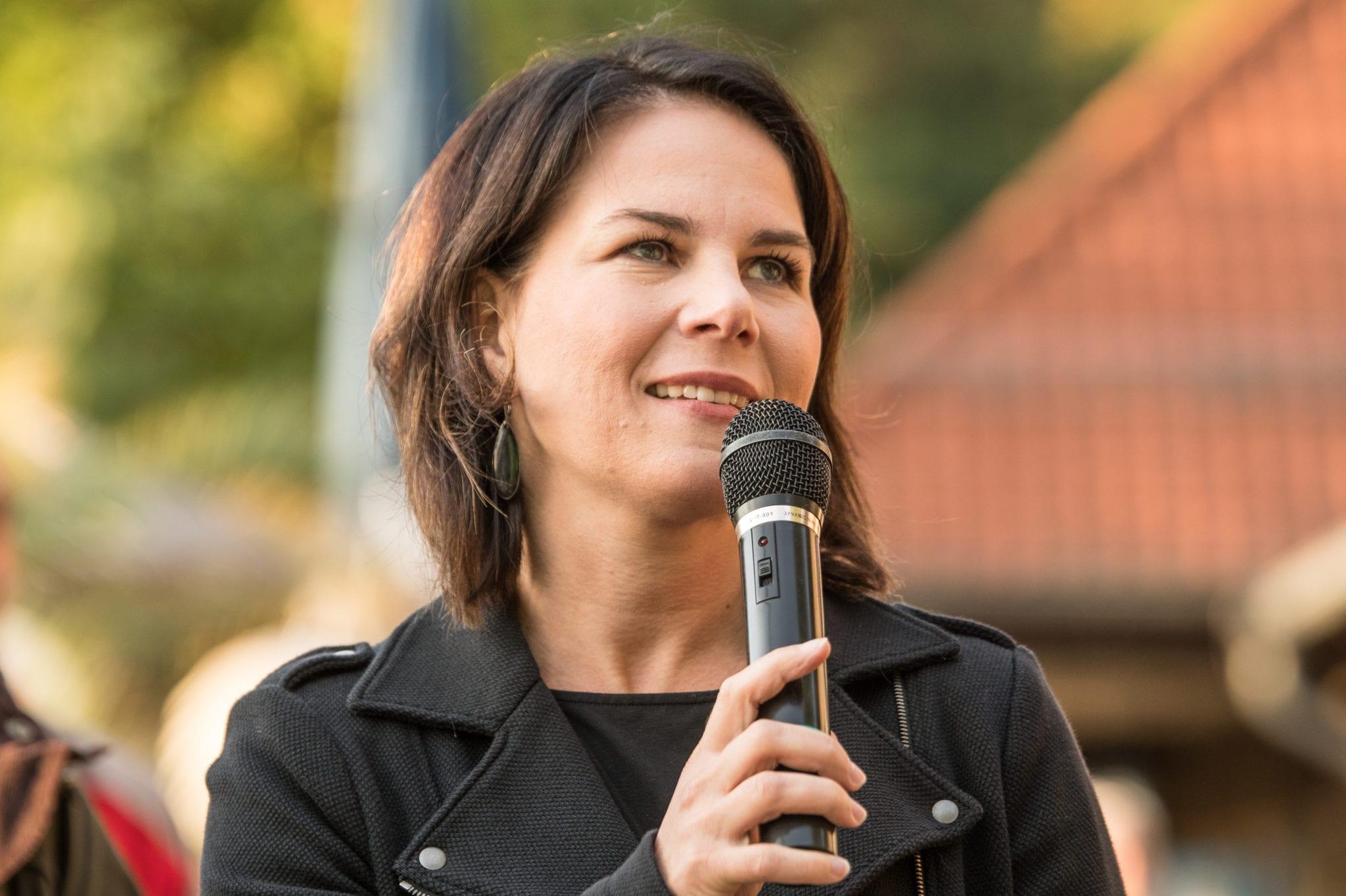 Analina Burbuk wird die linksgerichteteste deutsche Bundeskanzlerin aller Zeiten sein