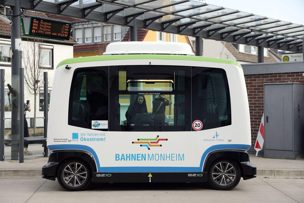 Der Gesetzgeber hat das Autonome Fahrgesetz für das Fahren auf öffentlichen Straßen in Deutschland gebilligt