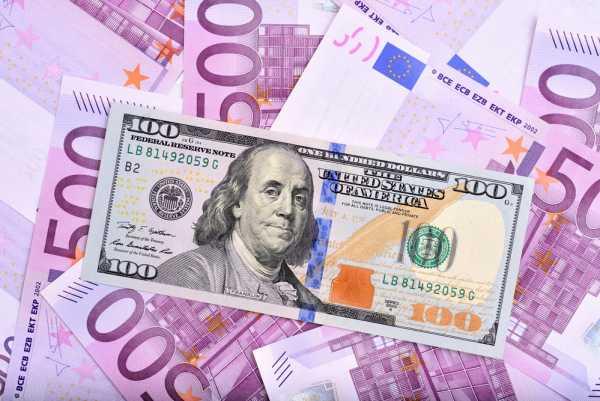 Der geschäftigste Wirtschaftskalender rückt den Euro und den Dollar ins Rampenlicht