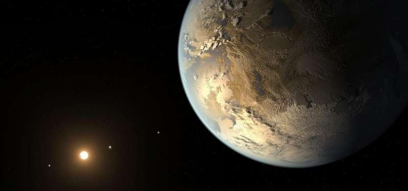 Ein neues Modell könnte die Existenz des Kohlenstoffkreislaufs auf Exoplaneten vorhersagen