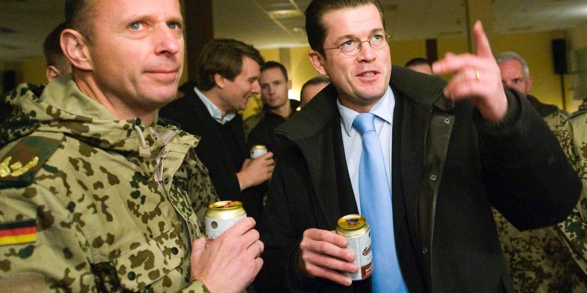 Deutsche Militärüberschussfracht kehrt aus Afghanistan zurück