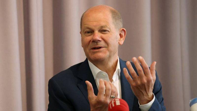 Bundesfinanzminister spielt rasanten Inflationsanstieg herunter down