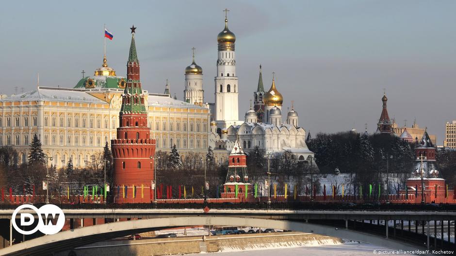 Russische NGOs verbieten die gezielte Einnahme der deutschen Regierung ′ |  Europa |  Nachrichten und aktuelle Ereignisse aus dem ganzen Kontinent |  DW