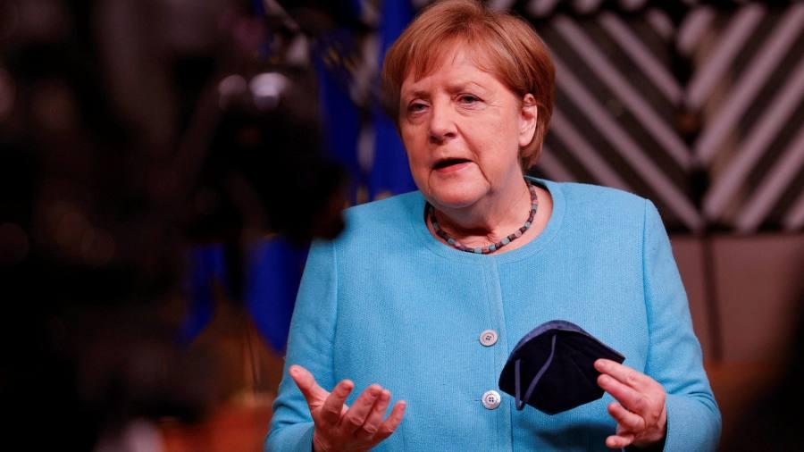 Merkels gescheiterter Russland-Gipfel signalisiert ihre schwindende Machtؤل