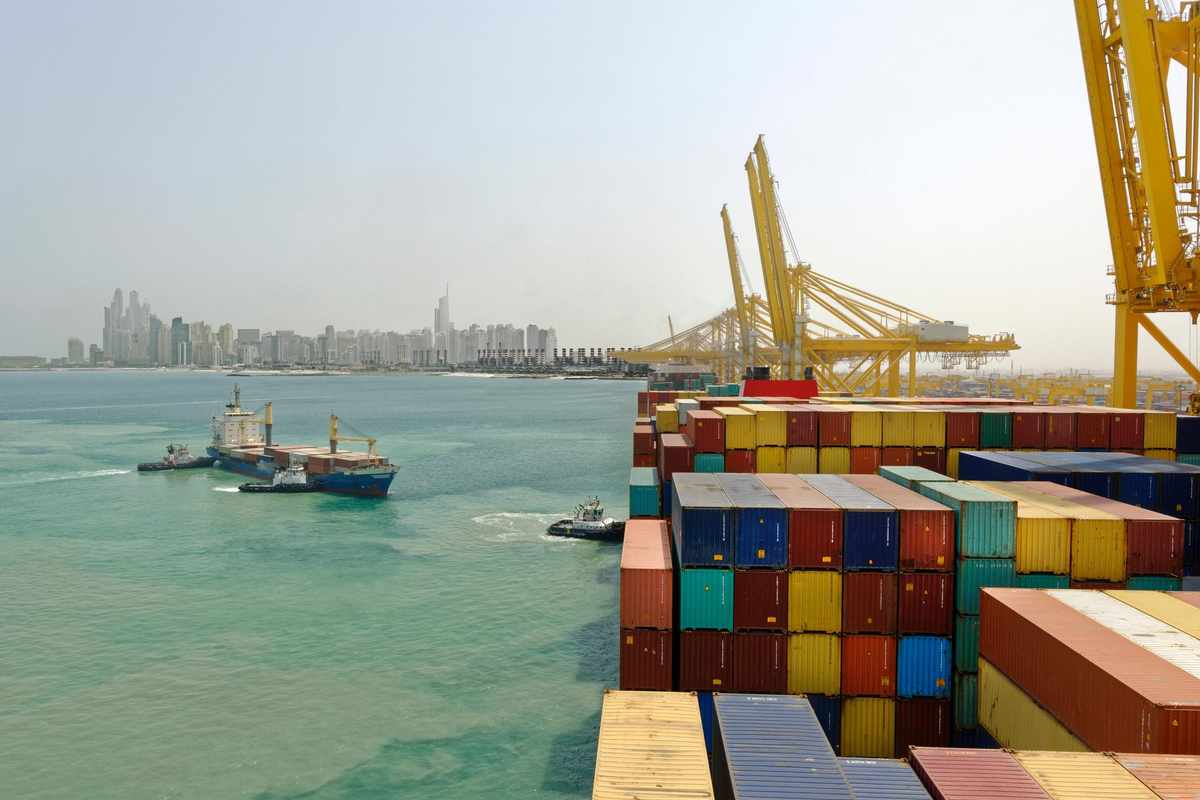 Das bilaterale Handelsvolumen zwischen Dubai und Deutschland erreichte im Jahr 2020 6,70 Milliarden Dollar