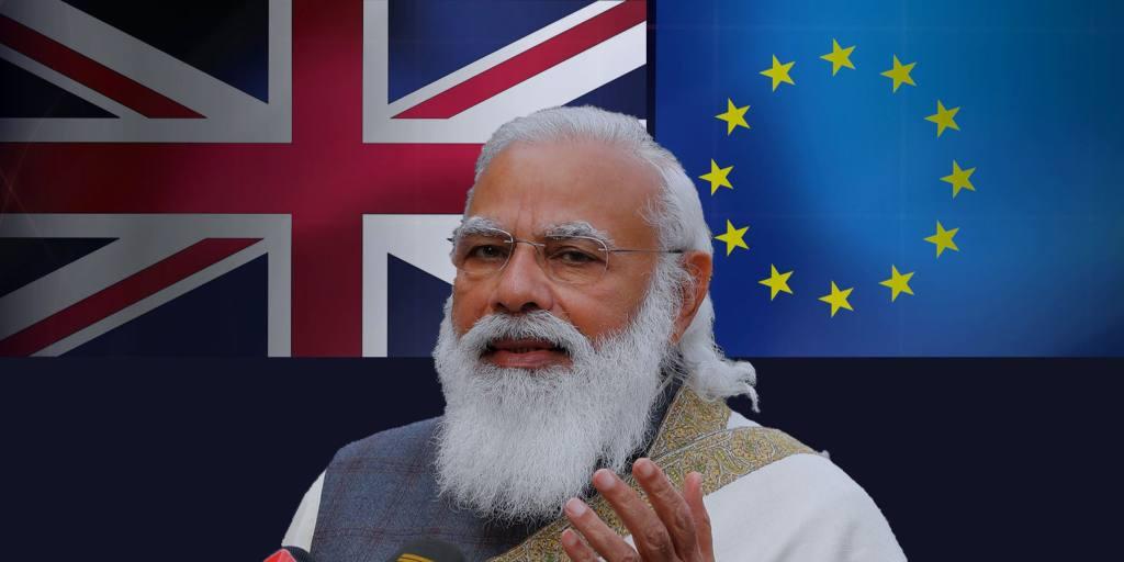 Indien und Europa konvergieren angesichts der Verwischung der wirtschaftlichen und politischen Beziehungen
