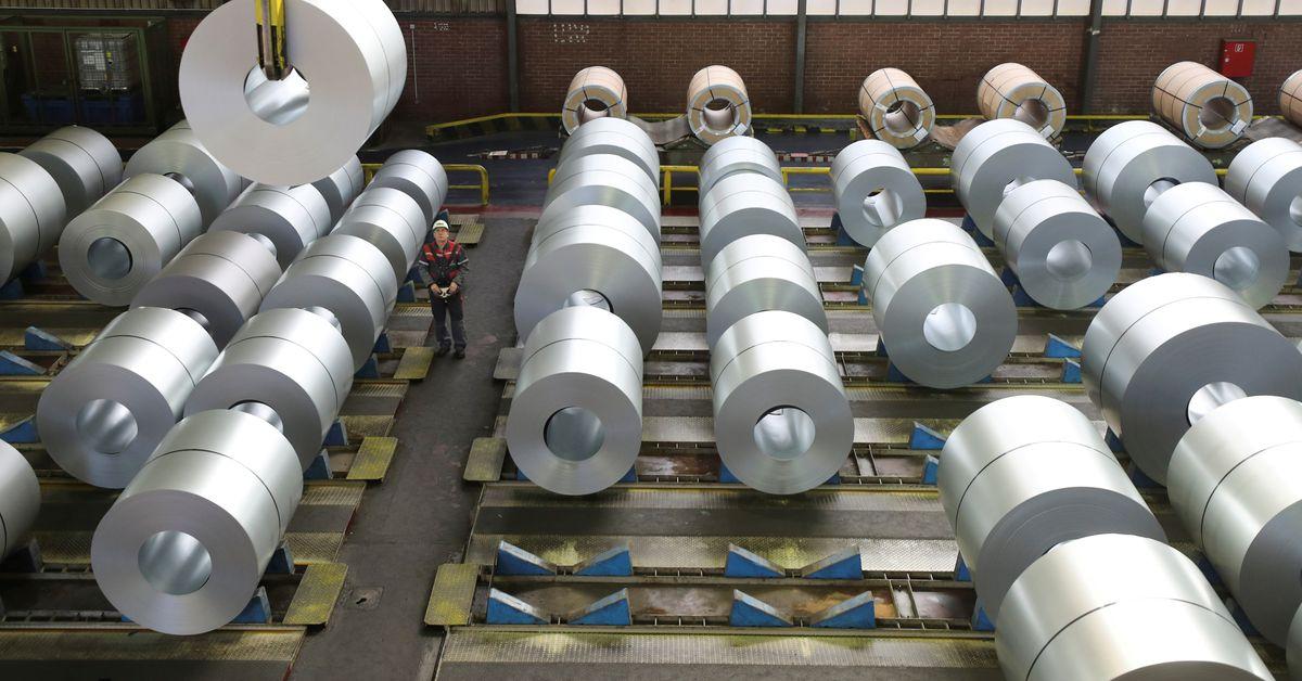 Lieferengpässe ersticken deutsche Industrieproduktion im April