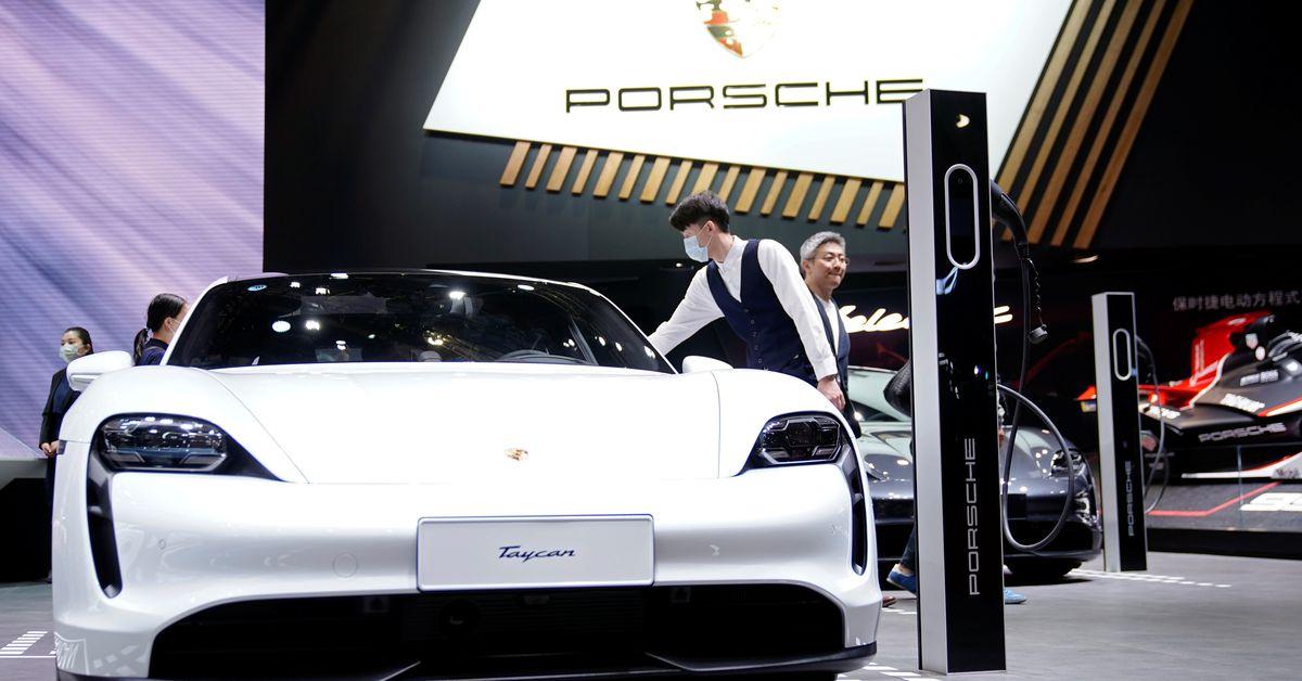 Porsche gründet Joint Venture mit deutschem Batteriehersteller
