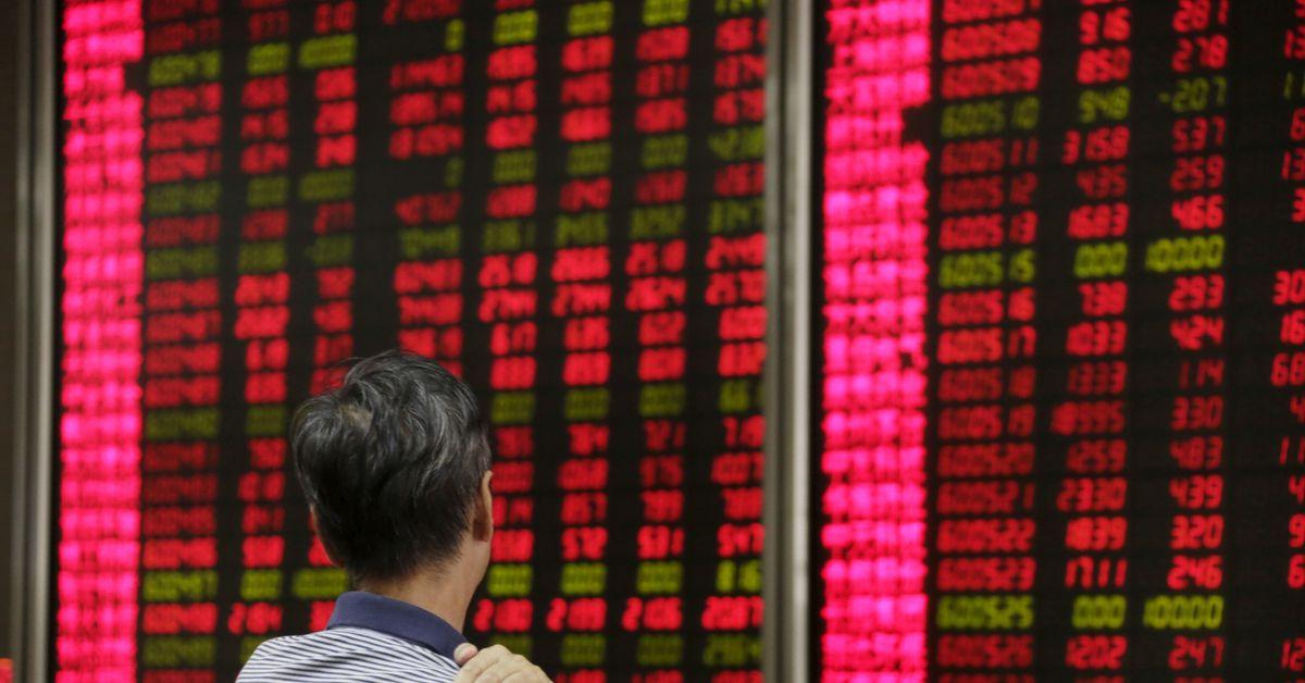 Aktien mit der schlechtesten Performance seit 18 Monaten inmitten des weltweiten COVID-19-Anstiegs