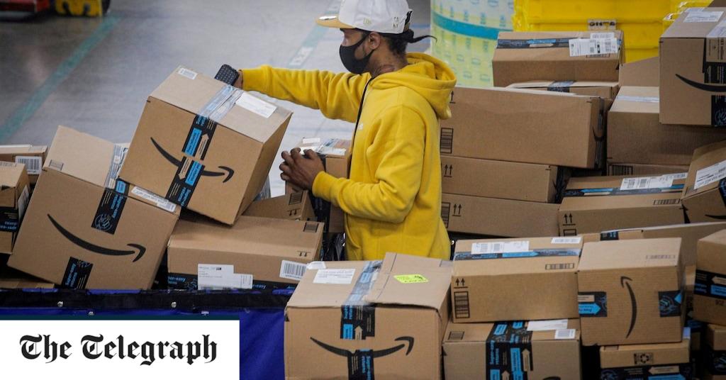 Amazon hat eine Rekordstrafe von 886 Millionen US-Dollar verhängt
