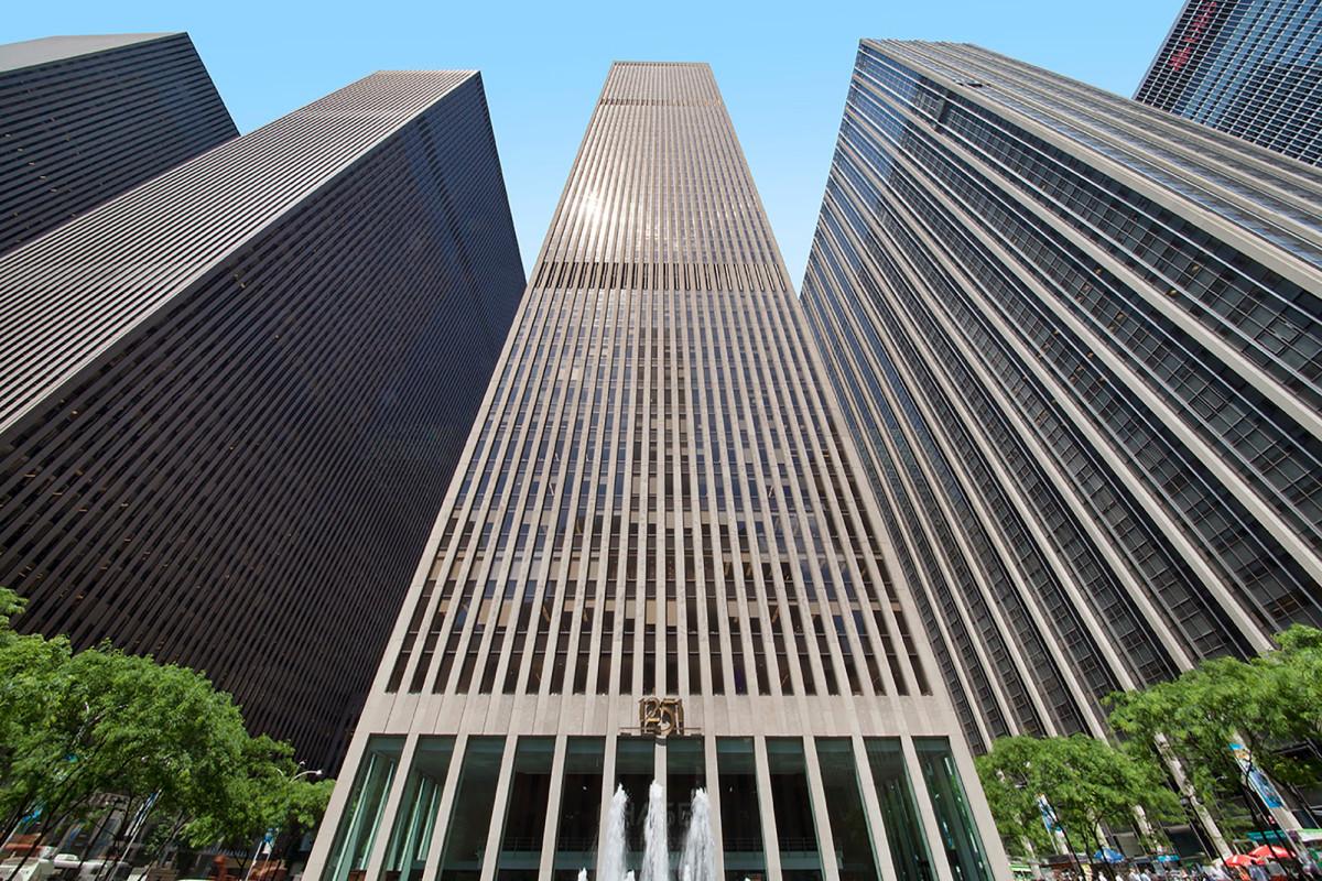 Deutsche Bank verdoppelt Midtown West Towertown