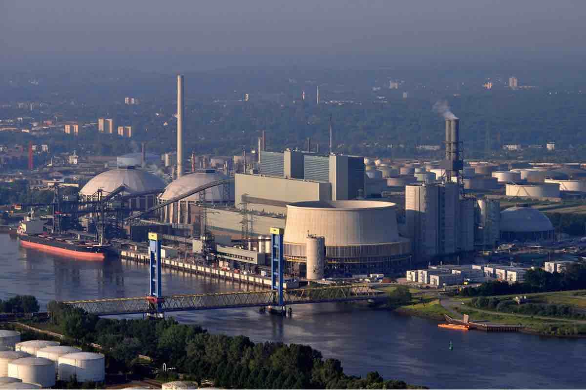 Deutsches Kohlekraftwerk nach nur sechs Jahren geschlossen, um grünen Wasserstoff aus Wind zu produzieren