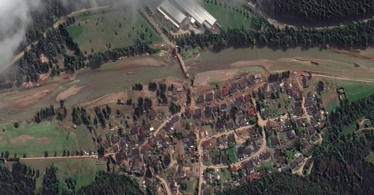 Ein britischer Hochwasserexperte sagt, dass tödliche Überschwemmungen in Deutschland erwartet wurden