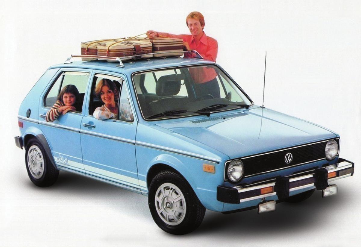 Fine Lines: Volkswagen Rabbit 1975-1983 – Wie kann man seine eigene Legende schlagen?