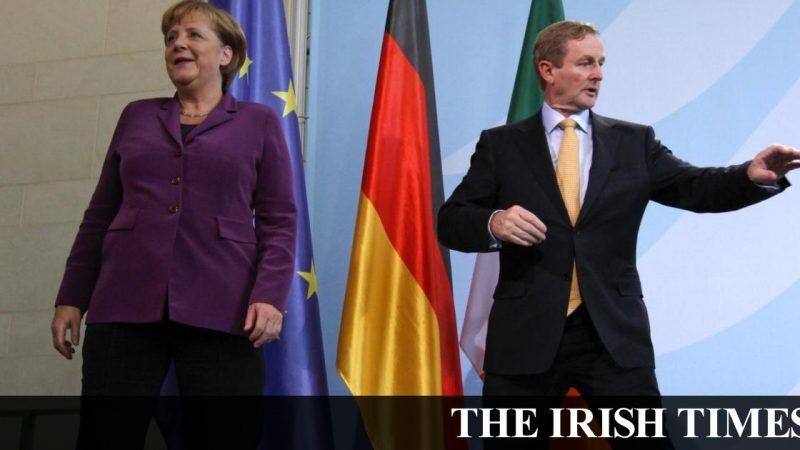 Wie Merkel dazu beigetragen hat, Irlands Platz in der EU zu definieren