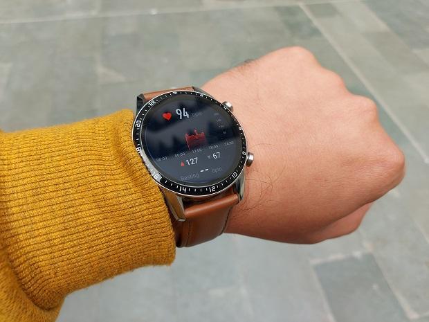 Huawei Watch GT2 und seine Spezifikationen