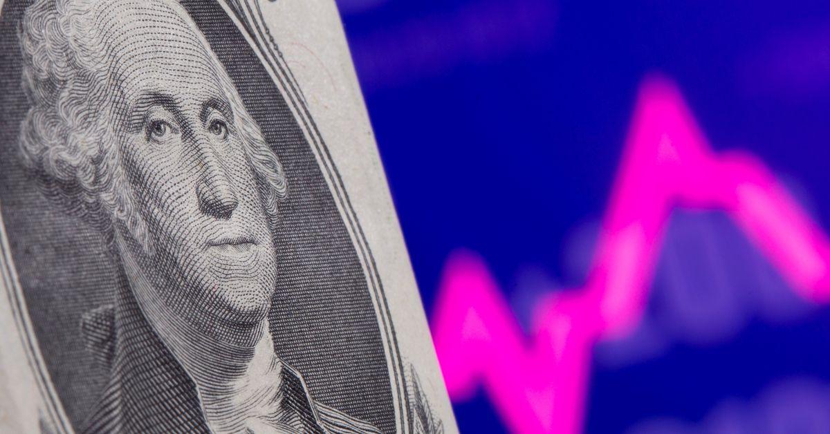 Der Dollar steigt, während die Märkte auf Jobdaten warten, um Hinweise von der Fed zu erhalten