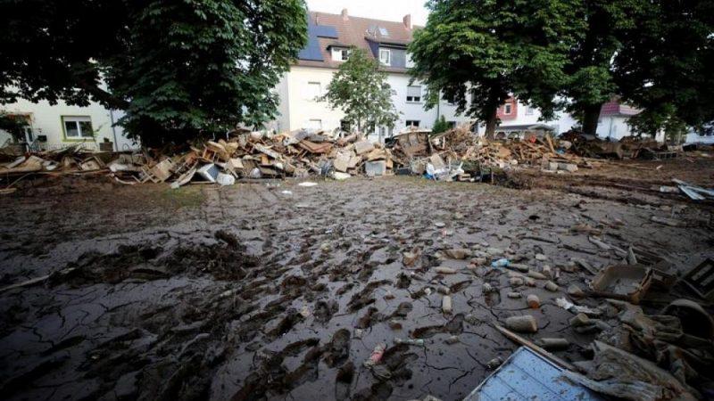 Deutsche Beamte untersuchen Mord wegen langsamer Reaktion auf Überschwemmungen