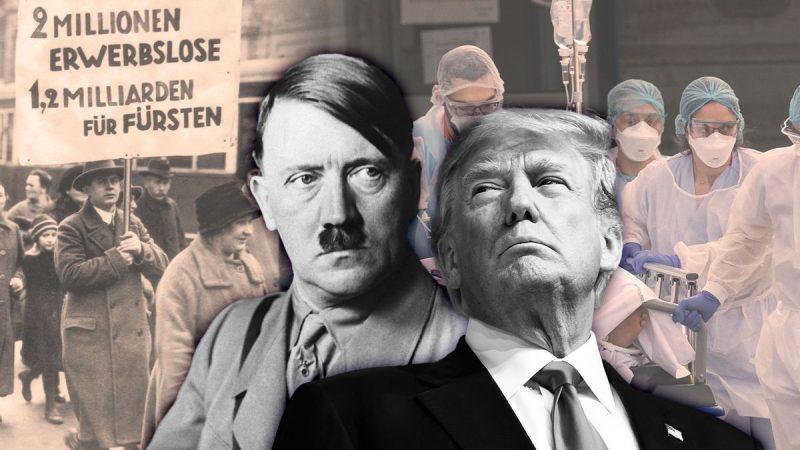 """Trump lobte Hitlers """"Wirtschaftswunder"""" – und es ist schlimmer, als es klingt"""