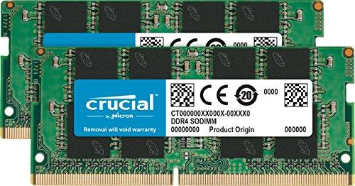 30 Le migliori recensioni di Crucial 8Gb Ddr4-2400 Sodimm testate e qualificate con guida all'acquisto