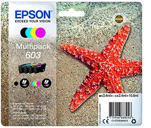 30 Le migliori recensioni di Cartucce Per Stampante Epson testate e qualificate con guida all'acquisto