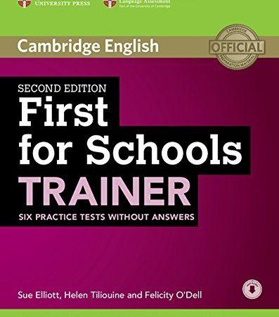 30 Le migliori recensioni di First For Schools Trainer 2Nd Edition testate e qualificate con guida all'acquisto