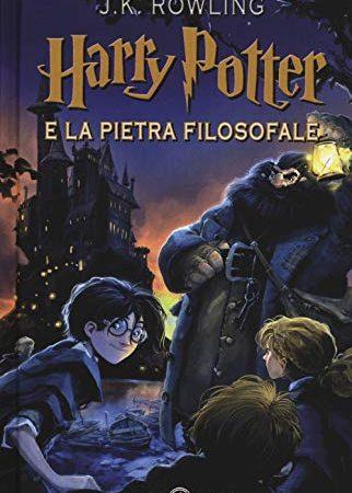 30 Le migliori recensioni di Libro Harry Potter E La Pietra Filosofale testate e qualificate con guida all'acquisto