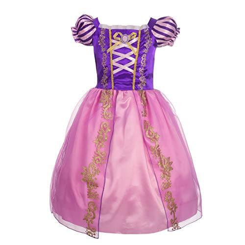30 Le migliori recensioni di Rapunzel Vestito Bambina testate e qualificate con guida all'acquisto