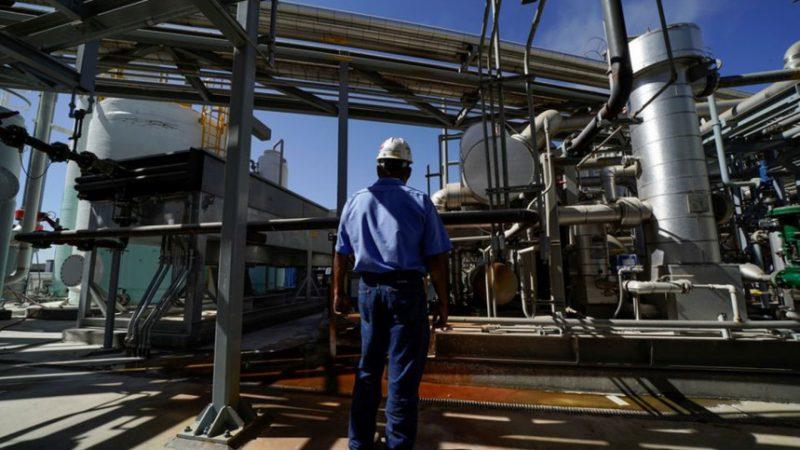Die USA und die Europäische Union streben ein globales Abkommen zur Reduzierung des Treibhausgases Methan an