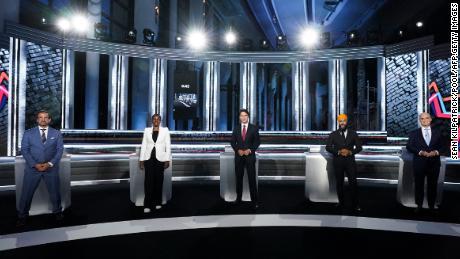 Kanadische Cliffhanger-Wahlen entzünden sich.  Einige befürchten, dass eine politische Polarisierung nach US-amerikanischer Art folgen wird