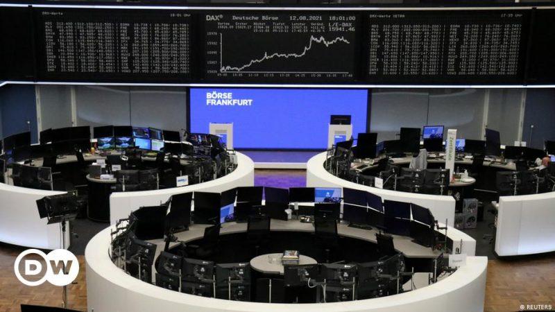 Deutschlands größter DAX-40-Index startet |  Geschäft |  Wirtschafts- und Finanznachrichten aus deutscher Sicht |  DW