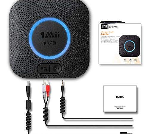 30 Le migliori recensioni di Ricevitore Bluetooth Audio testate e qualificate con guida all'acquisto